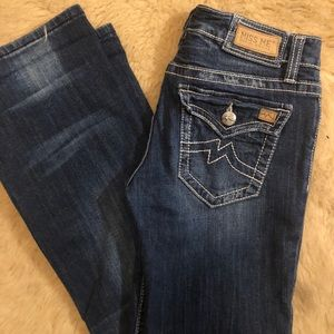 Unique long MISS Me Jeans
